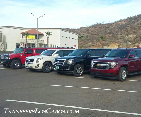 Cabo Airport Transfers Transportion SJD Airport San Jose de Cabo Mexico