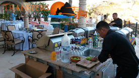 Cabo Catering Service